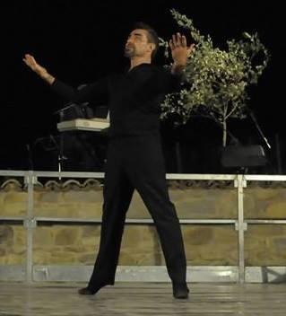 Francesco melillo dancing time